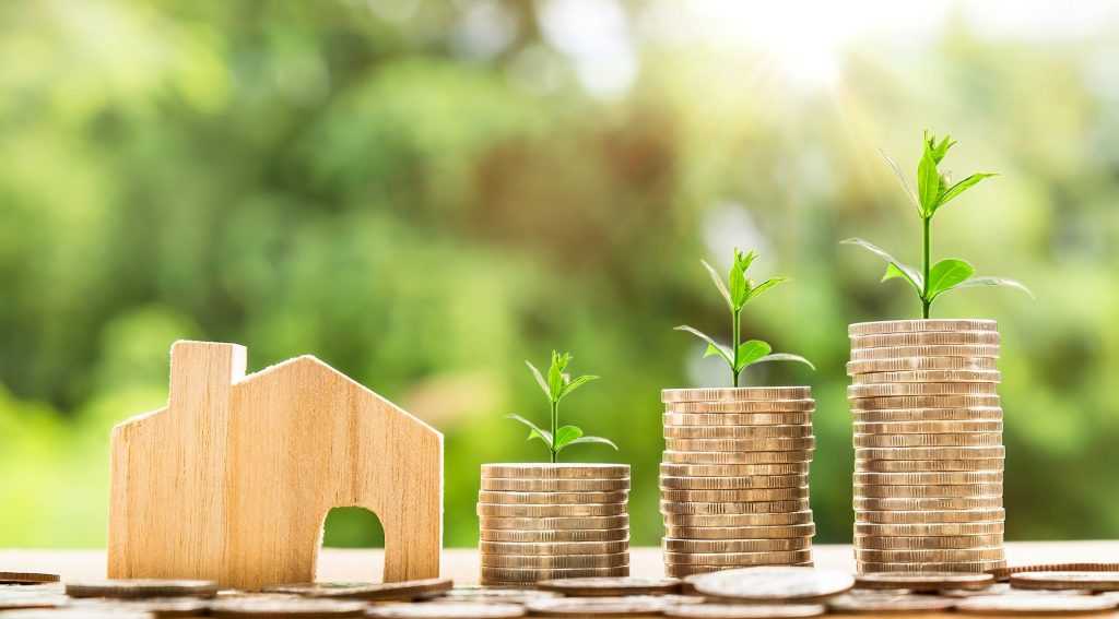Complements the blog article about property investment